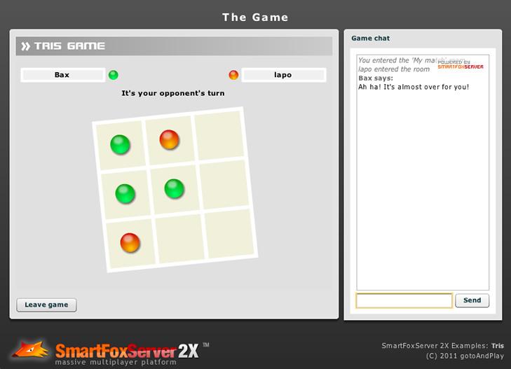 SMARTFOXSERVER 2X DOCUMENTATION PDF DOWNLOAD